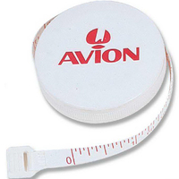 Round Auto-Lock Tape Measure