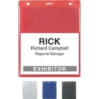 Event Badge Holder