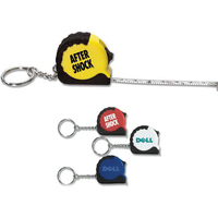Micro Tape Measure & Key Chain