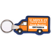 Vehicle Key Tags