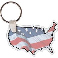 USA Key Tags