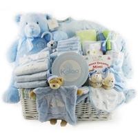 Ultimate Baby Boy Gift Basket