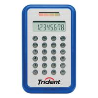 Brushed Metal Solar Power Calculator