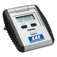 Flipper Travel Alarm Clock