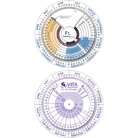 Pregnancy and Gestation Calculator Wheel - Large Size