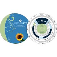 Pregnancy and Gestation Calculator Wheel