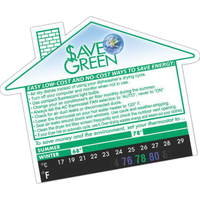 USA Eco Thermo-Strip™ Magnet - Large House