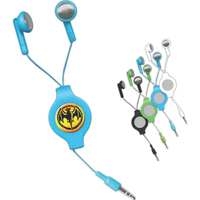 MyBuds (TM) B22 Retractable In-Ear Headphones