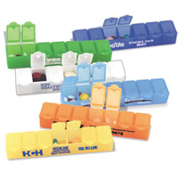 "7"" Big-7 All-Week Pill Box"