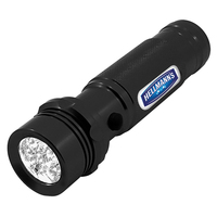 Metal LED Flashlight