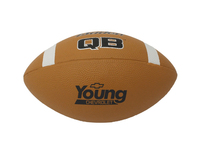 Rubber Football (Pad Print)