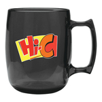 14 oz. Break-Resistant Translucent Mug