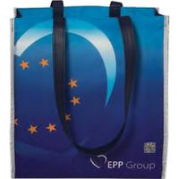 Large Reflective Tote Bag