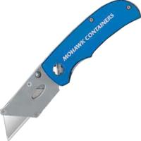 Folding Razor, Safety-Locking Blade