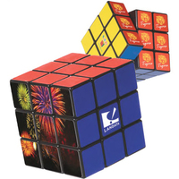 Rubik's (R) 9-Panel Full Stock Cube
