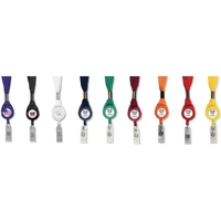 Lanyard Badge Reel