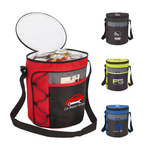 12-Can Barrel Cooler Bag