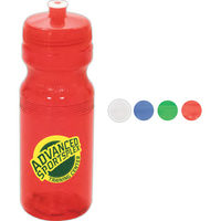 Big Squeeze PolyClear ()TM) Sport Bottle