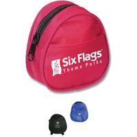 Rain Ponchos in Mini Backpack