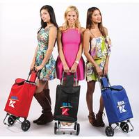 Foldable Trolley/Shopping Cart