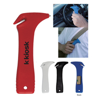 Seatbelt Cutter Window Breaker Emergency Escape Tool