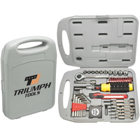 The Handyman 55 pc Tool Set