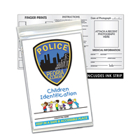 Child ID Kit - English