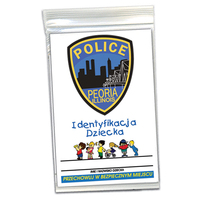 Child ID Kit - polish