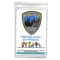 Child ID Kit - Spanish