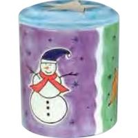 Jumbo Deer/Tree/Snowman Cookie Jar