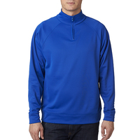 Adult Jerzees DriPower Sport 1/4-Zip Cadet Collar Sweatshirt