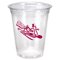Eco-Friendly Soft Sided 7 Ounce Plastic Cup
