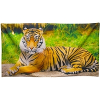 Dye Sublimated Beach Towel