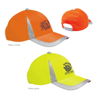 Outdoor Cap Safety V Crown Cap