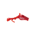 Emergency Whistle w/ Lanyard