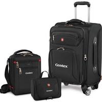 Identity 3 Piece Carry On Luggage Set