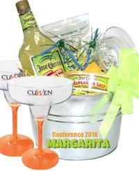 Margarita Cocktail Gift Basket