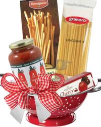 Italian Pasta Gift Colander
