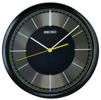 "Seiko Monroe 12"" Quiet Sweep Wall Clock"