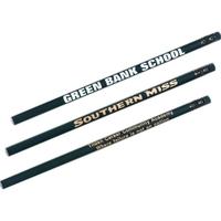 Black Matte Round Pencils