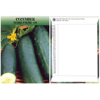 Standard Series Cucumber Seeds