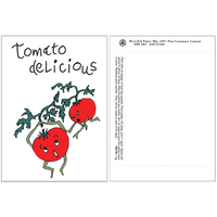 Dorothy's Kids Series Tomato (Delicious) Seeds