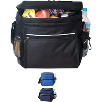 24 Pack Cooler with Easy Access & Cell Phone Pocket