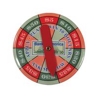 """Button - 2 1/8"""" Round Spinner Button"""