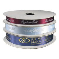 "Ribbon - 5/8"" Roll Ribbon Bridal Grade 100 yards"