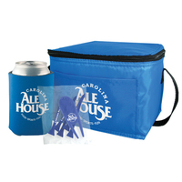 Golf - Cooler and Can Coolie Golf Pack Kit