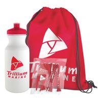 Golf - Bag and Bottle Golf Pack Kit