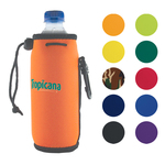 Bottle Coolie With Drawstring