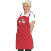 Adjustable Neck Full Length 2 Patch Pocket Apron