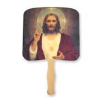 Fan - Religious Hand Fan - Jesus